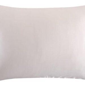 Zijde kussensloop - wit - 66 cm x 51 cm - 100% Zijden - Moerbei - YOSMO