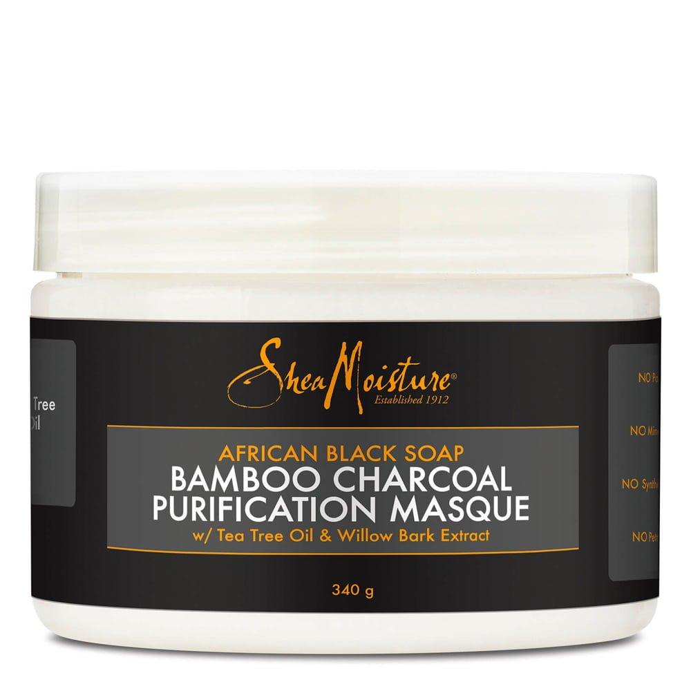 Shea Moisture Bamboo Mask