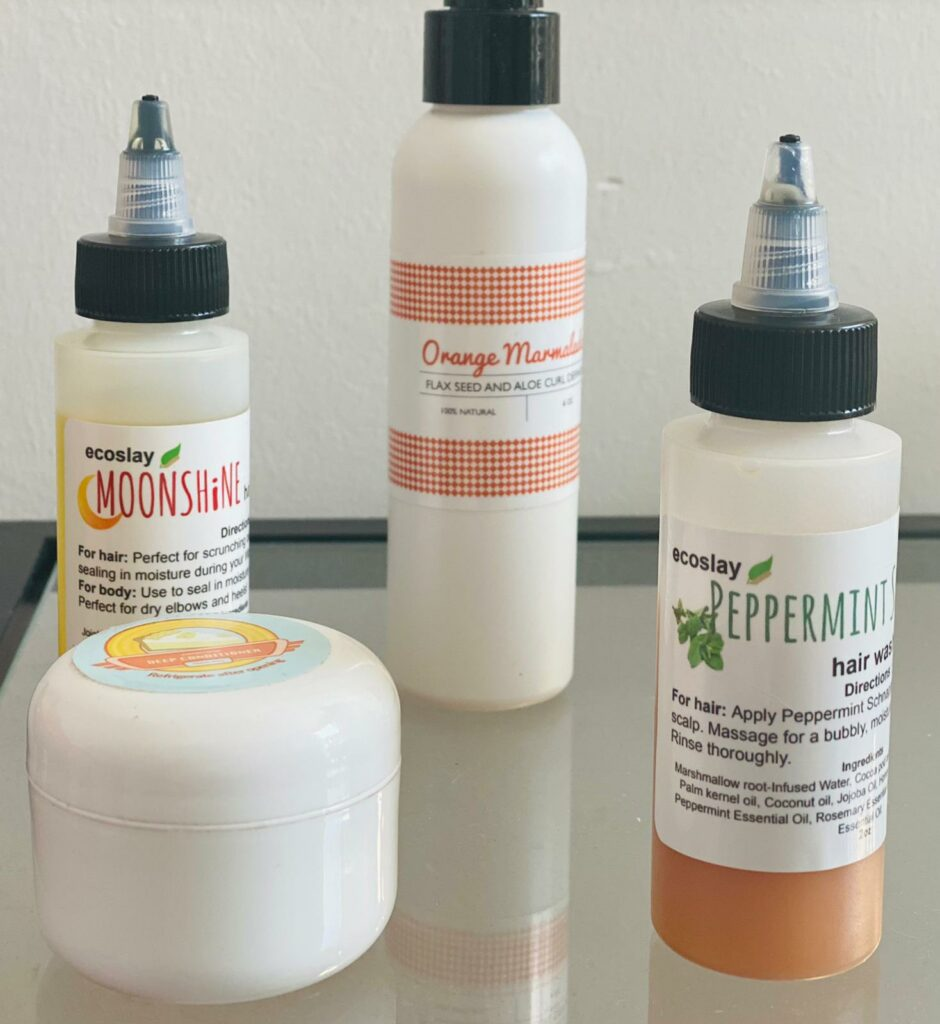 ECOSLAY REVIEW: HAIR PRODUCTS THAT WILL SLAY YOUR CURLS