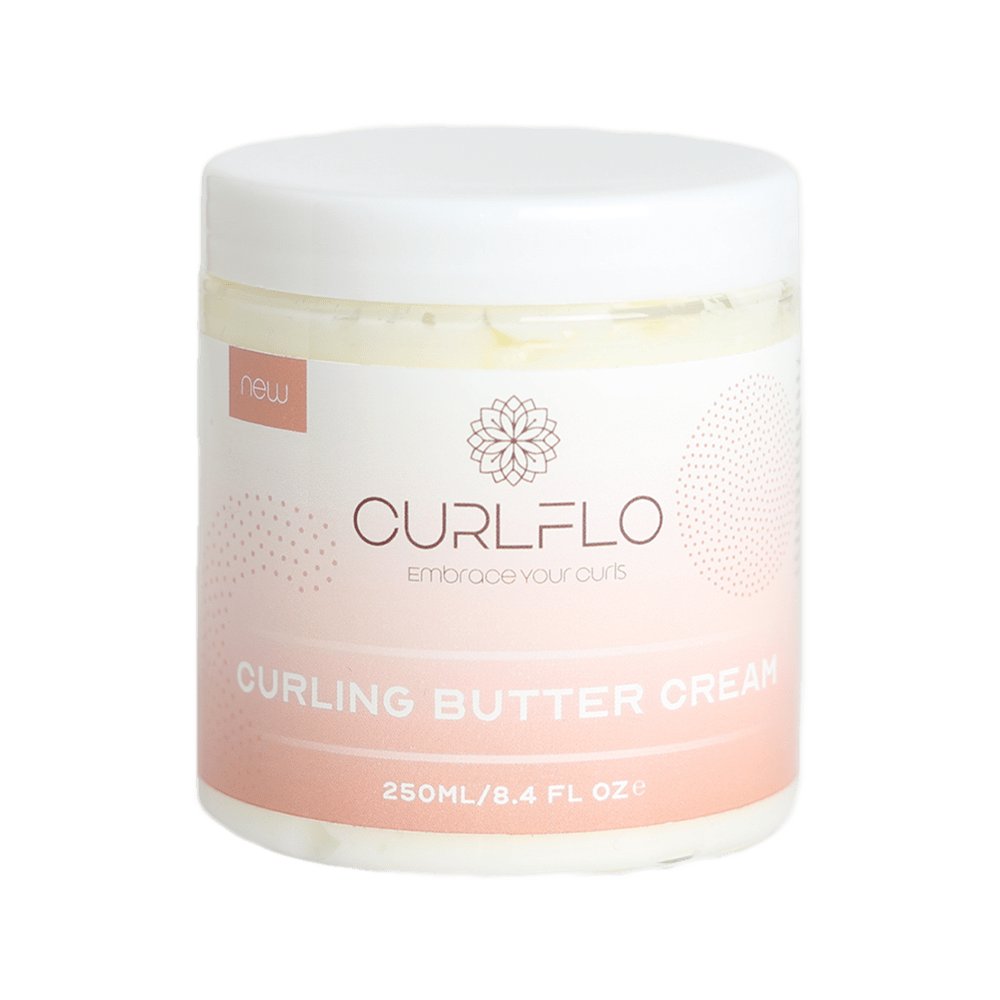 Curl Flo Curling Butter Cream