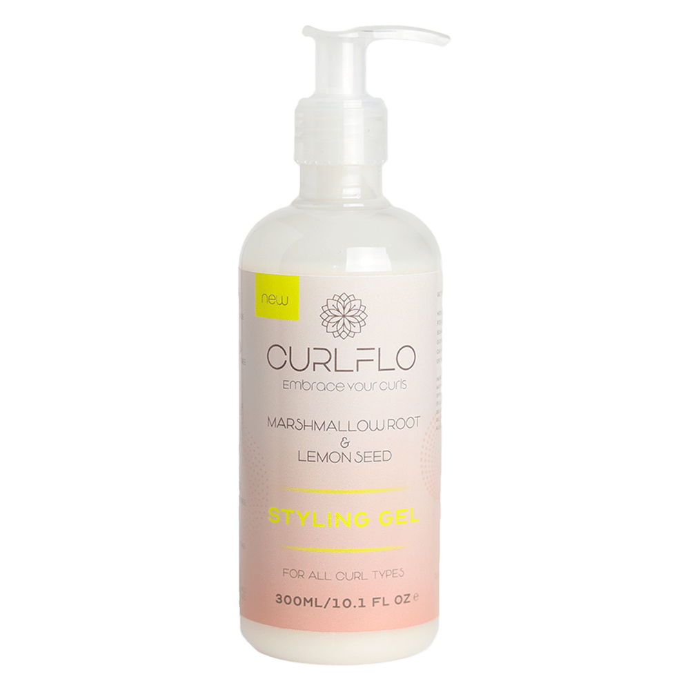 Curl Flo Marshmallow Extract Styling Gel