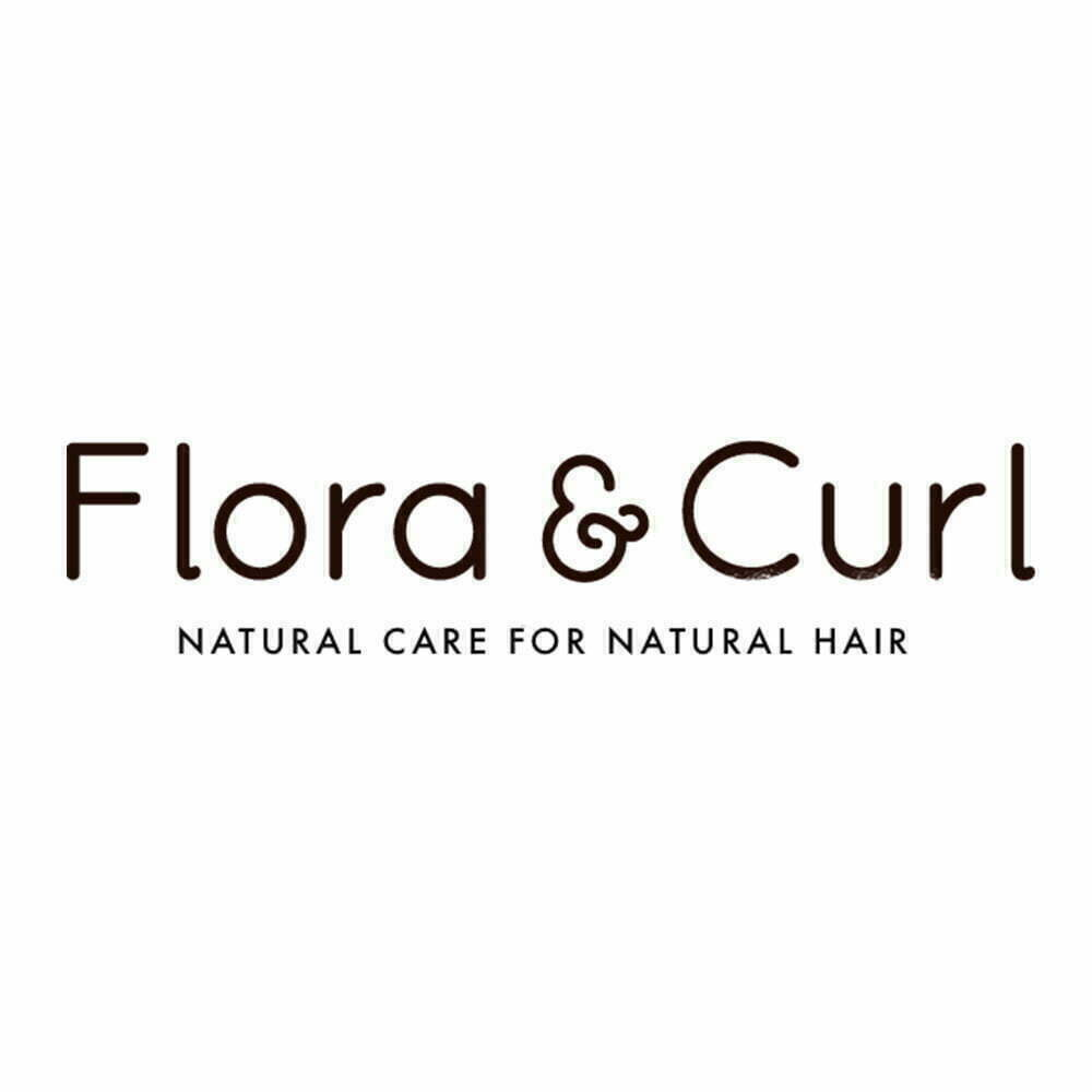 Flora & Curl logo