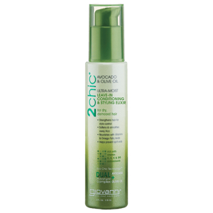 Giovanni 2chic Ultra Moist Leave-In & Styling Elixir