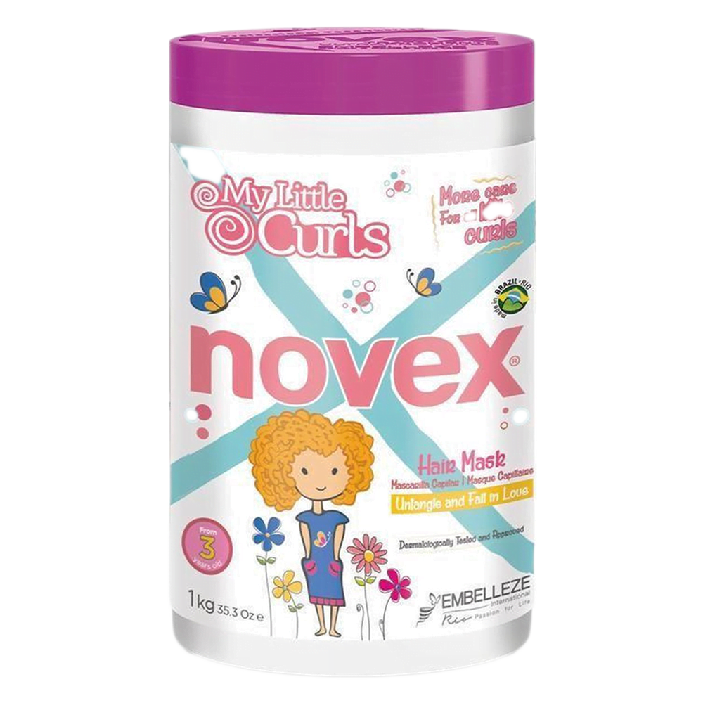 Novex My Little Curls Hair Mask