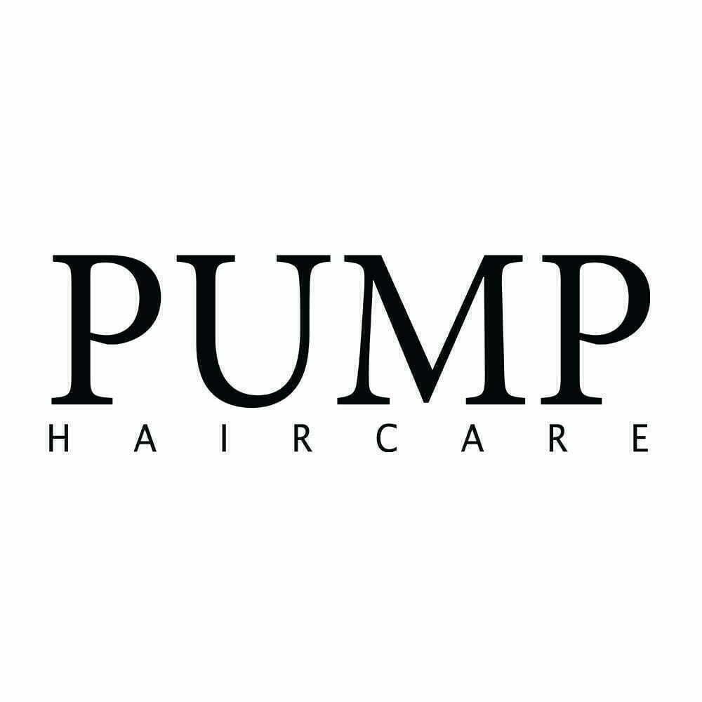 Pump Hair Care logo