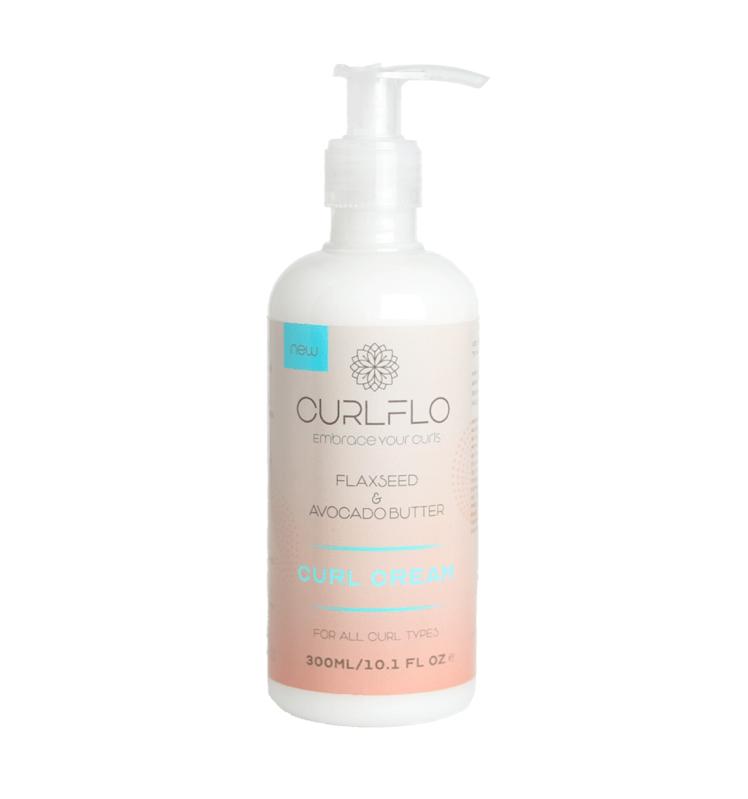 Curl Flo, Curl Moisturising Cream