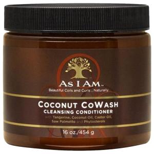 As I Am Naturally Coconut CoWash