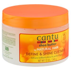 Cantu Natural Define & Shine Custard
