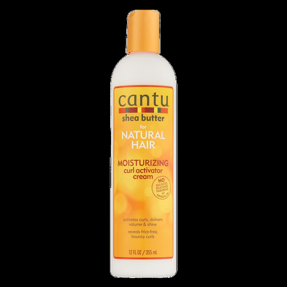 Cantu Natural Moisturizing Curl Activator Cream