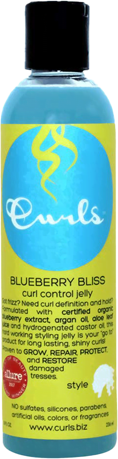 Curls Blueberry Bliss Control Jelly