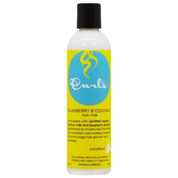 Curls Blueberry & Coconut Milk
