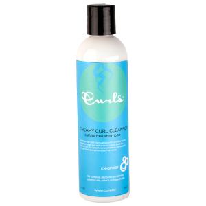 Curls Creamy Curl Cleanser
