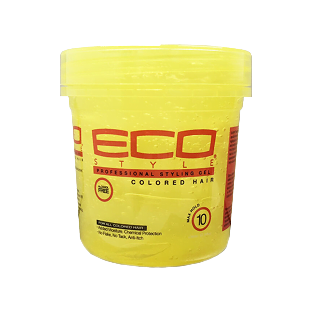 EcoStyler Styling Gel Color-Treated Yellow