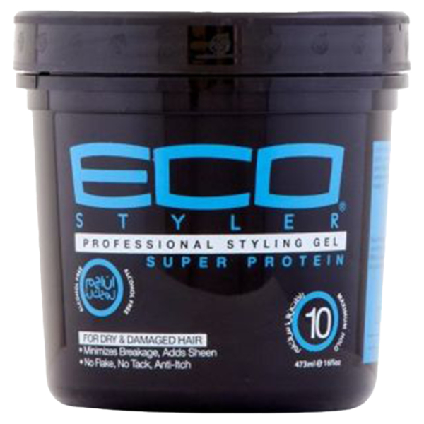 EcoStyler Styling Gel Protein Super