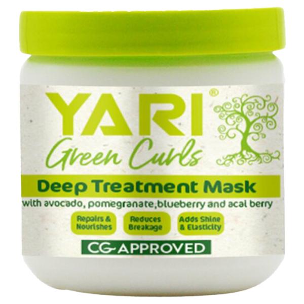 Yari Green Curls Deep Treatment Mask