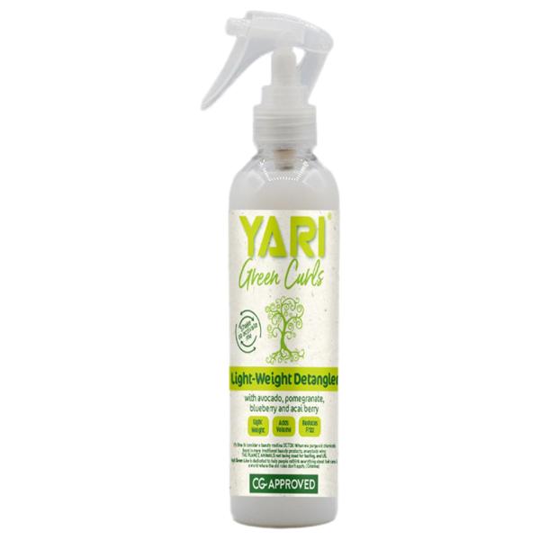 Yari Green Curls Light Weight Detangler