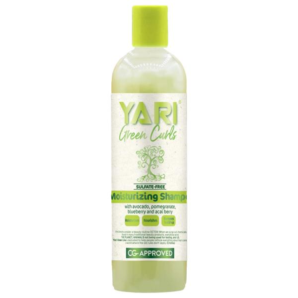 Yari Green Curls Moisturizing Shampoo