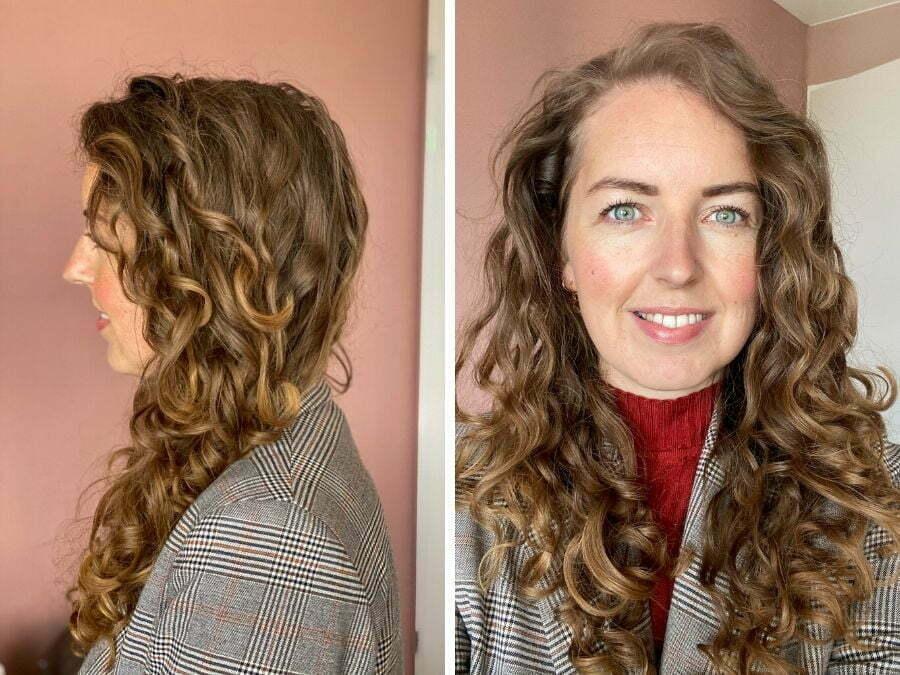 Curl Flo review Agnès