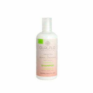 Curl loo green tea leamongrass shampoo
